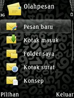 Symbian S60v3 Themes